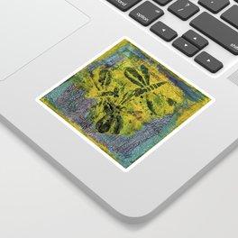 Dragonfly Dance #1 Sticker