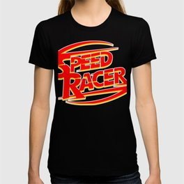 Speed Racer Auto Car Lover T-shirt