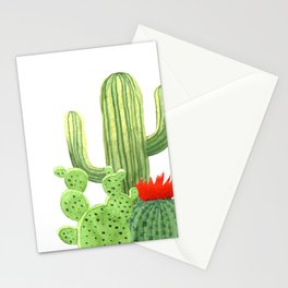 Perfect Cactus Bunch Stationery Cards