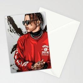 Rauw Alejandro Stationery Cards