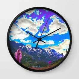 Spring Equinox Wall Clock