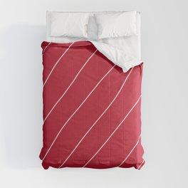 Valentine Stripe Comforters