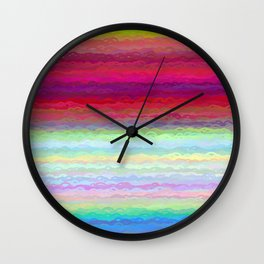 Every Color 114 Wall Clock