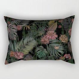 Tropical Iridescence Rectangular Pillow