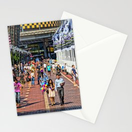 Cockle Bay Wharf, Darling Harbour, Sydney Stationery Cards