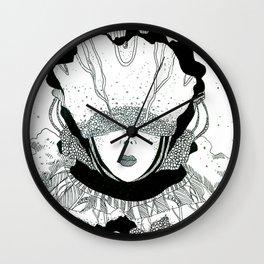 Misteriuos 2 Wall Clock