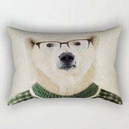Spencer Bear Rectangular Pillow