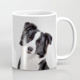 Border Collie - Colorful Coffee Mug