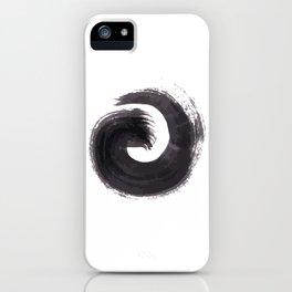 Curl iPhone Case