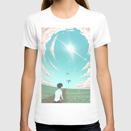 """Lit (From """"A Silent Voice"""") T-shirt"""
