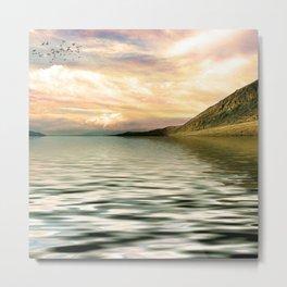 mountain lake 4 Metal Print