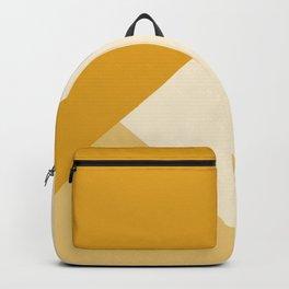 Mustard Tones Backpack