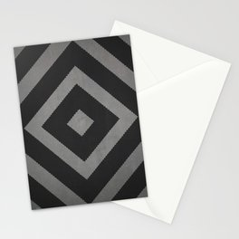 Modern Rustic Geometric Stationery Cards