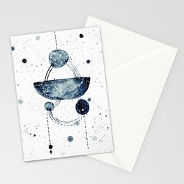 The Universe, As A Mobil Stationery Cards
