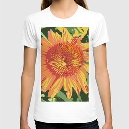 Seed Packet of a flower that doesn't exist IRL T-shirt