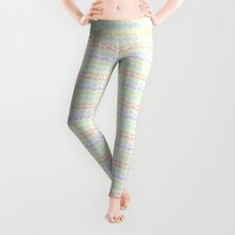 Rainbow Hearts Leggings