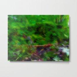 Enchanted Forest - Study II Metal Print