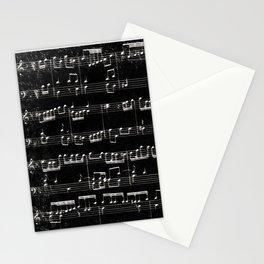 Nota Bene (black) Stationery Cards