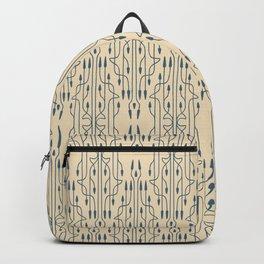 Arrows Vintage Pattern 9 Backpack