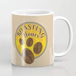 Coffee Beans Roasting Hours Coffee Mug