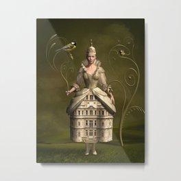 Kingdom of her own Metal Print