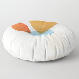 Abstraction_Balance_001 Floor Pillow