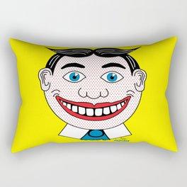 Tillie   Pop Art Rectangular Pillow