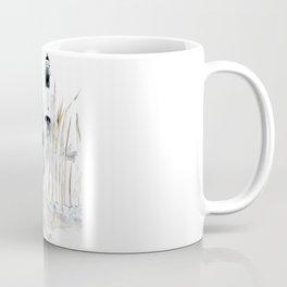 Tybee Island Pelican Coffee Mug