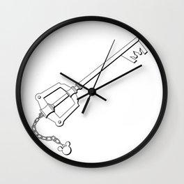 Kingdom Chain Wall Clock