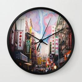 afternoon Wall Clock