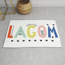 Lagom colors Rug