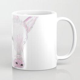 Misfit Art's Finn, the Piglet Coffee Mug