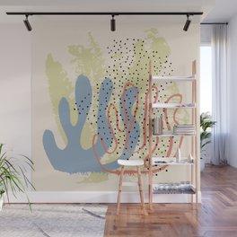 Hand drawn vector design Wall Mural