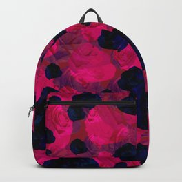 Abstract Roses - Vampire Backpack