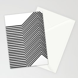 lines no5 Stationery Cards