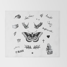 Harry's Tattoos Two Decke