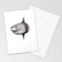 Ocean Sunfish (Mola mola) Stationery Cards