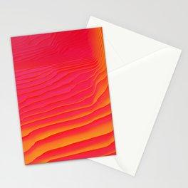 Heat Burst Stationery Cards