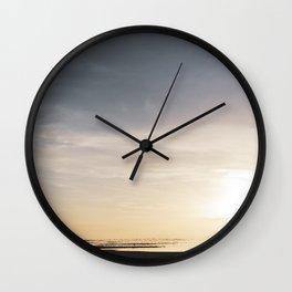 Sun #1 Wall Clock