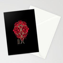 ROPE DOJO - BOUND ROSES Stationery Cards