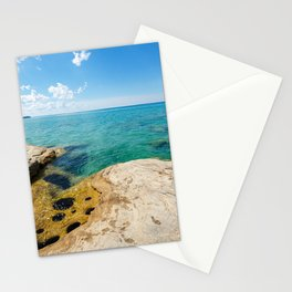 The Coves on Lake Superior - Pictured Rocks Stationery Cards