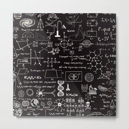 Science Madness Metal Print