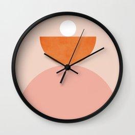 Abstraction_Balance_Minimalism_003 Wall Clock
