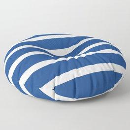 Avalon Stripe Floor Pillow