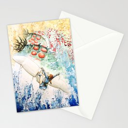 """""""The flying princess"""" Stationery Cards"""