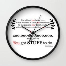 400 Trillion Wall Clock