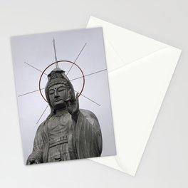 Kannon, Bodhisattva of Compassion Stationery Cards