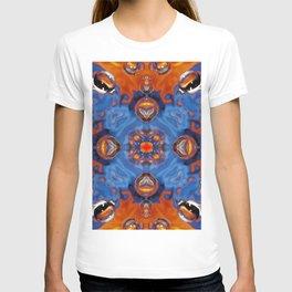 Kap Kaleidoscope Abstract 01 T-shirt