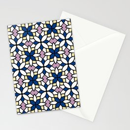 Moroccan Blue Stationery Cards