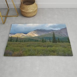 The Last Frontier 2, Denali National Park Rug